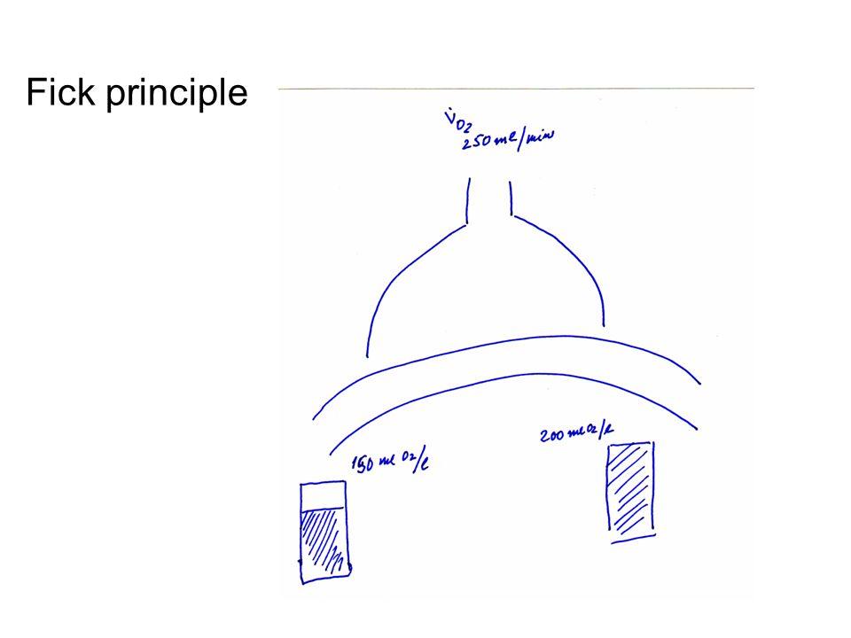 Fick principle
