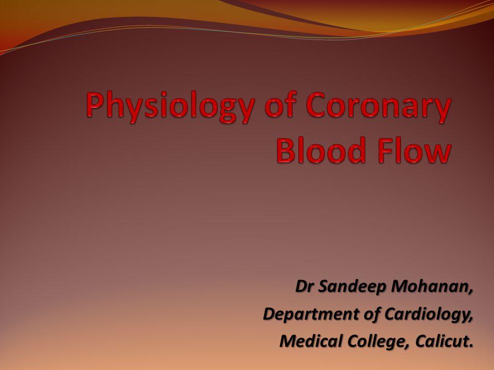 Dr Sandeep Mohanan, Department of Cardiology, Medical College, Calicut.