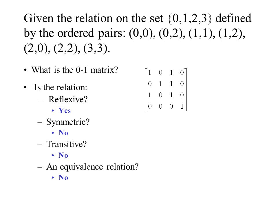 Suppose that R1 and R2 are symmetric relations on a set A.