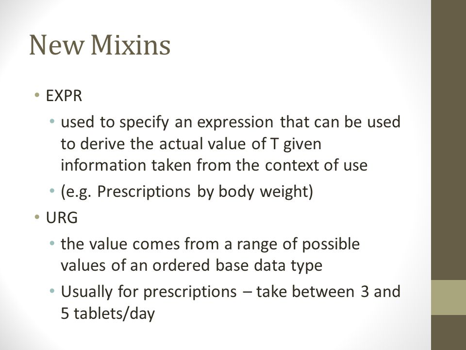 Rework XML definition R1: Abstract & XML ITS form Left most users hanging: where's the computational view.