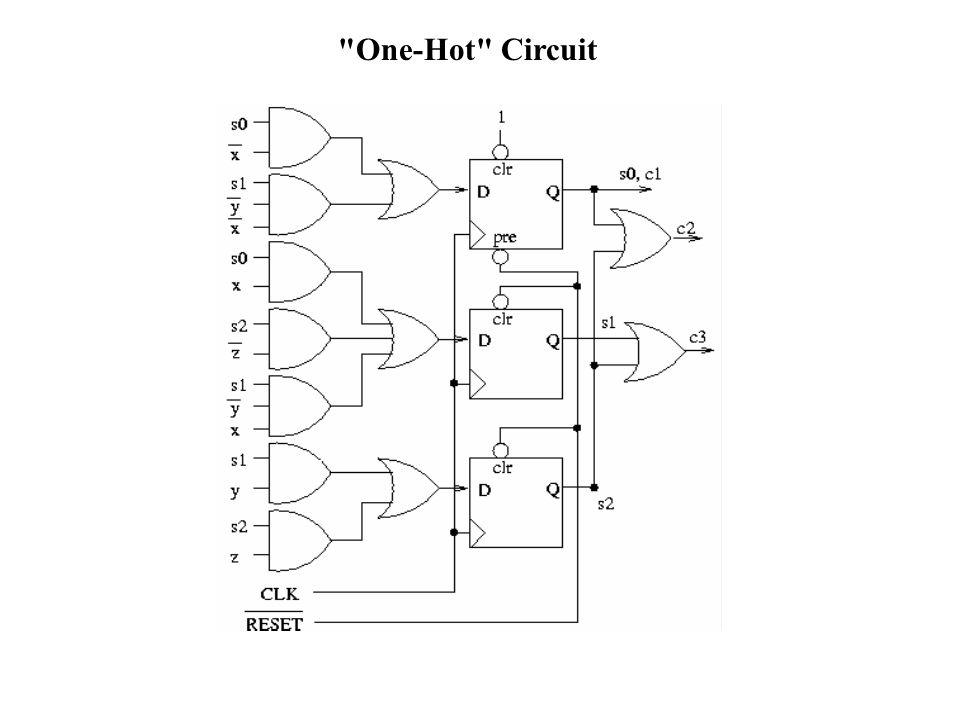 One-Hot Circuit