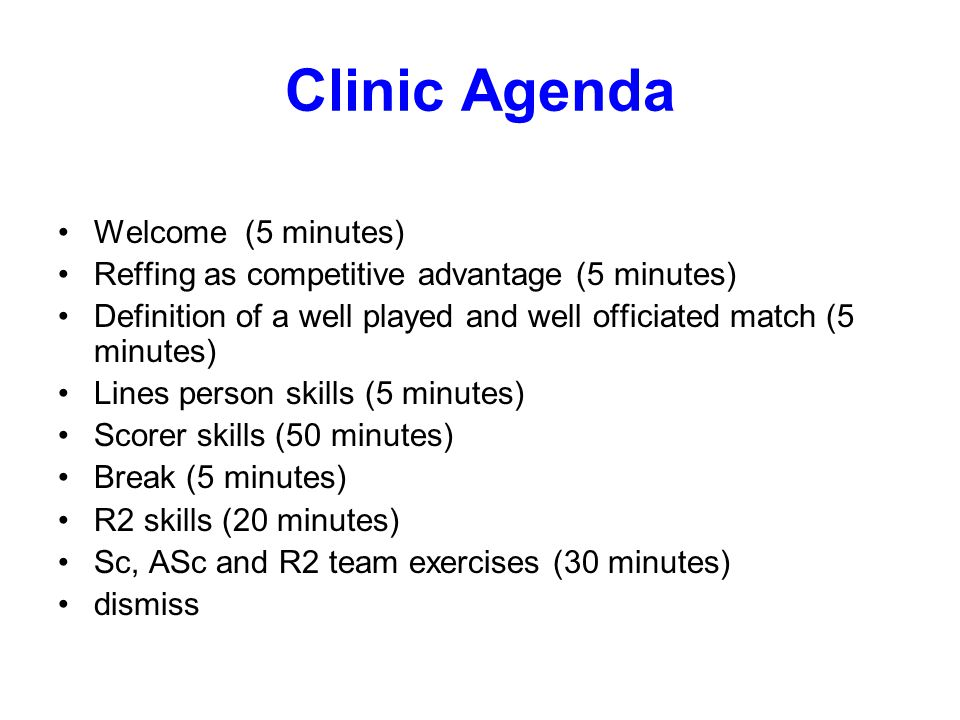 Puget Sound Region 2014/2015 Team Officials Clinic For those new to USAV Officiating