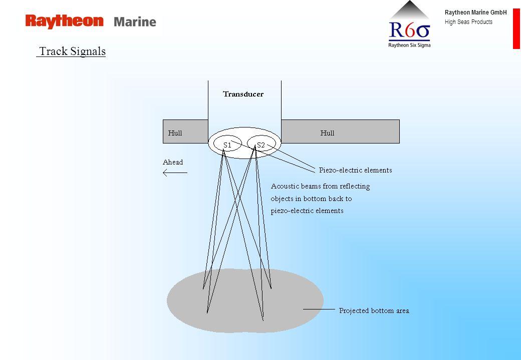 Raytheon Marine GmbH High Seas Products SAL water track-element– 1 crystal