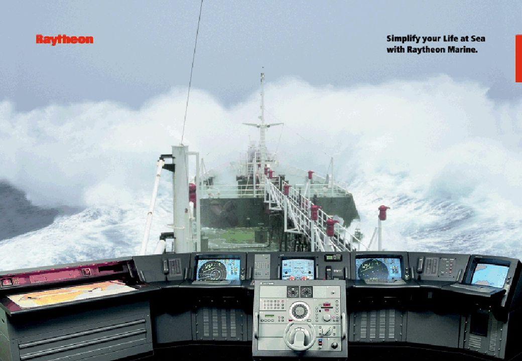Raytheon Marine GmbH High Seas Products Calibration