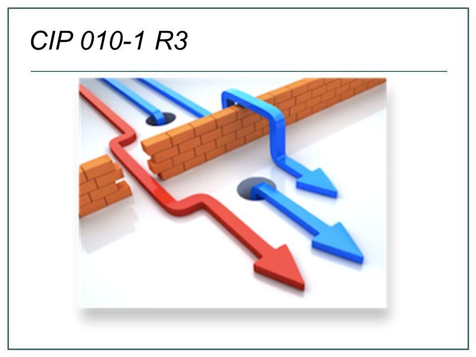 CIP 010-1 R3