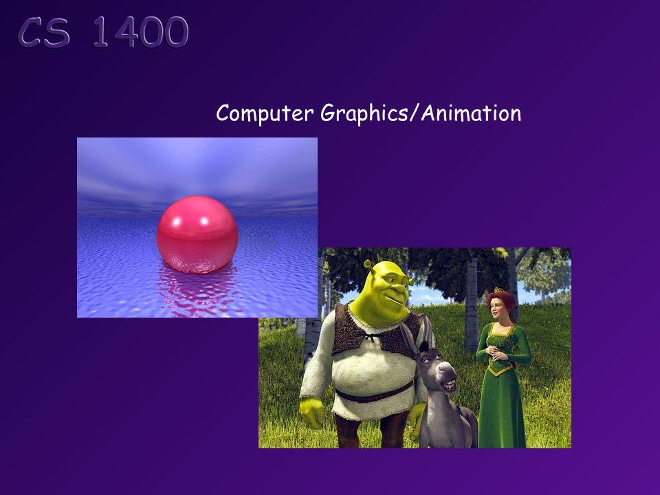 Computer Graphics/Animation