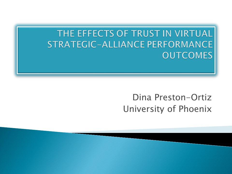 Dina Preston-Ortiz University of Phoenix