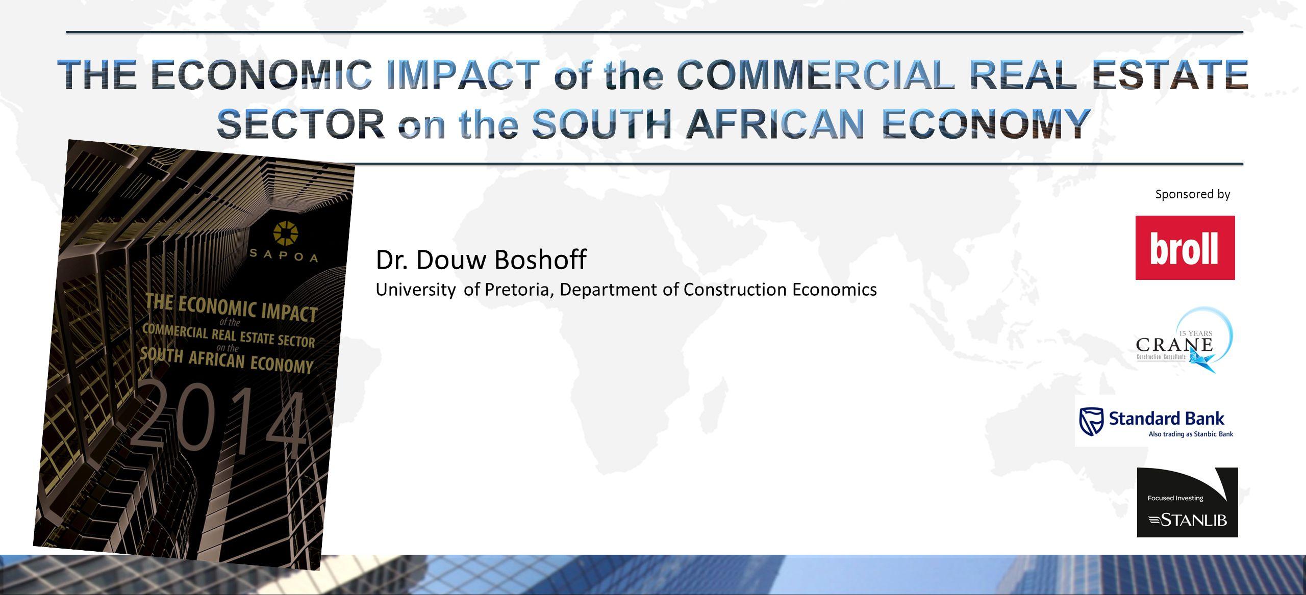 Economic Activity and GDP  Economic activity - R7.8 Billion additional activity  GDP – R3.67 Billion additional contribution