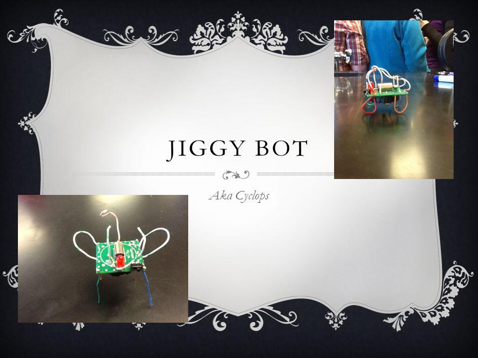 Jiggy Bot Motor 5.Solder Motor: Find the M1 shape on your PCB.