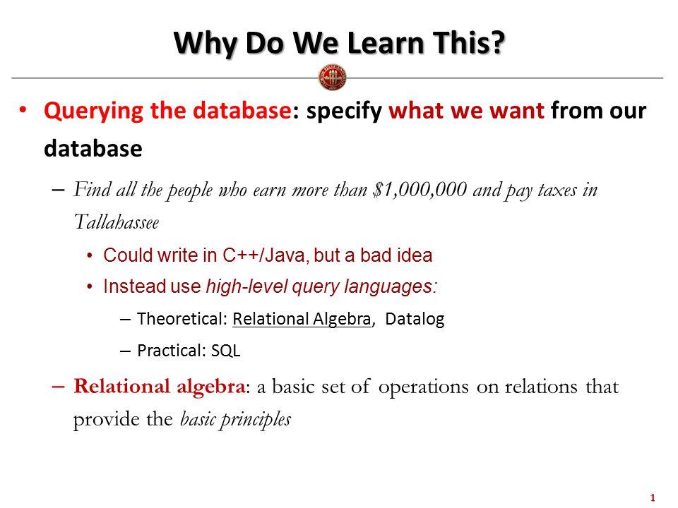 What is an Algebra .