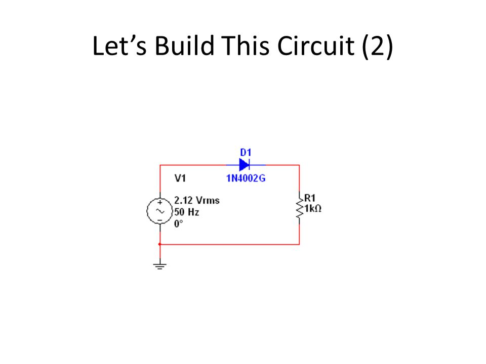 Let's Build This Circuit (2)