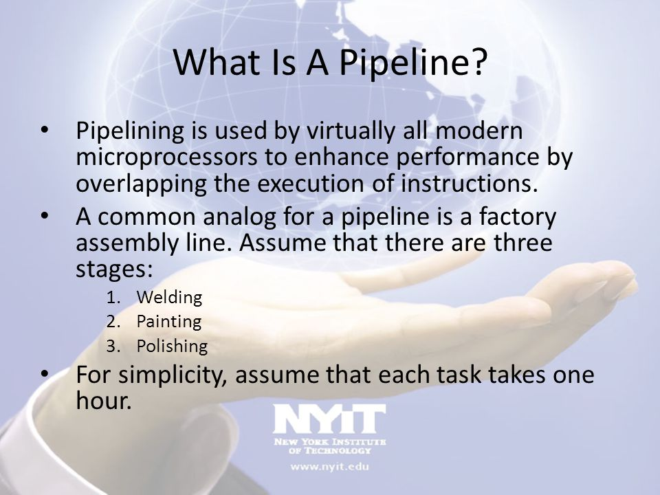 What Is A Pipeline.