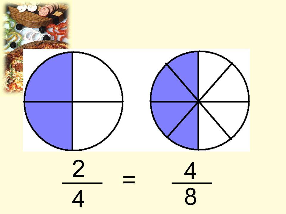 2 4 = 4 8