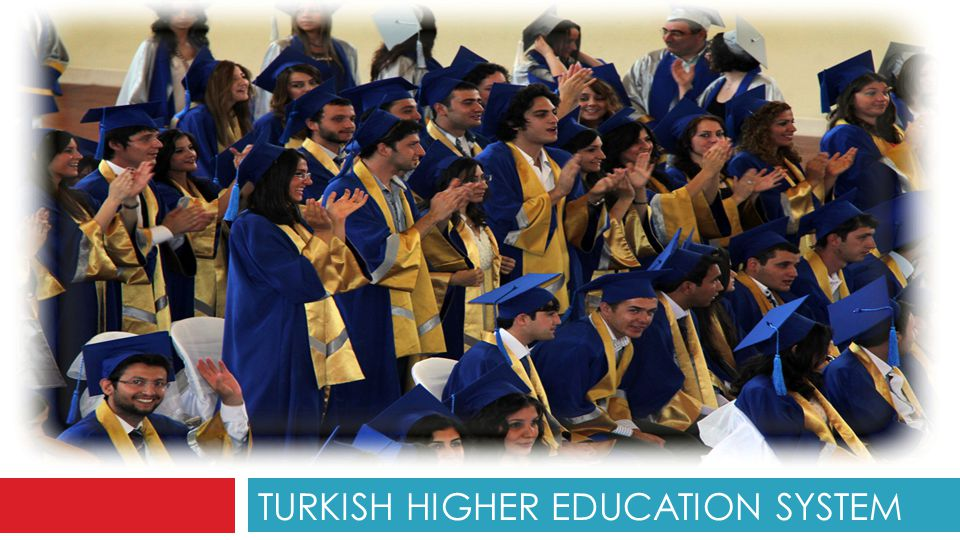 TURKISH HIGHER EDUCATION SYSTEM