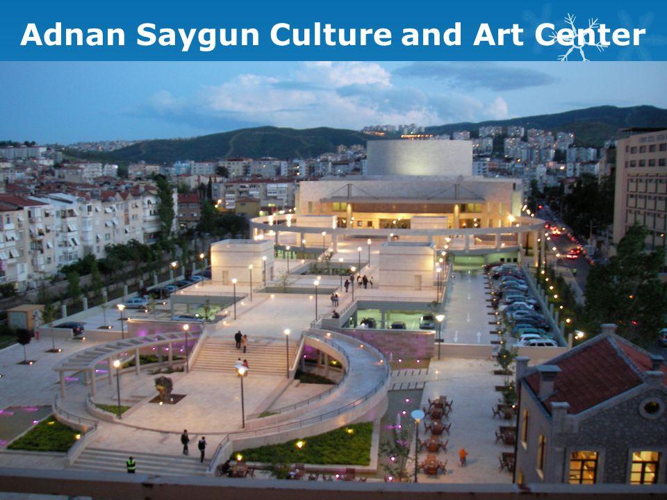 Adnan Saygun Culture and Art Center