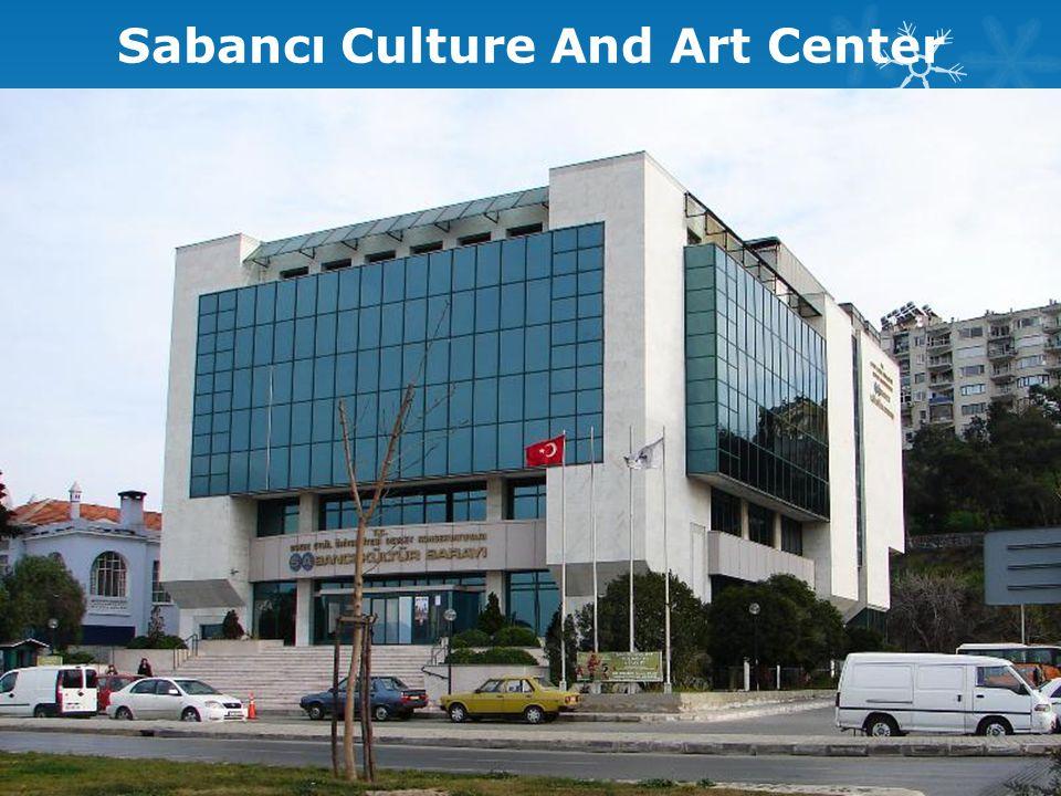 Sabancı Culture And Art Center