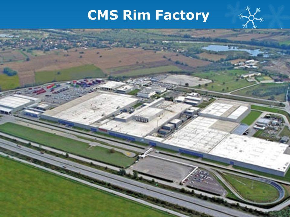CMS Rim Factory