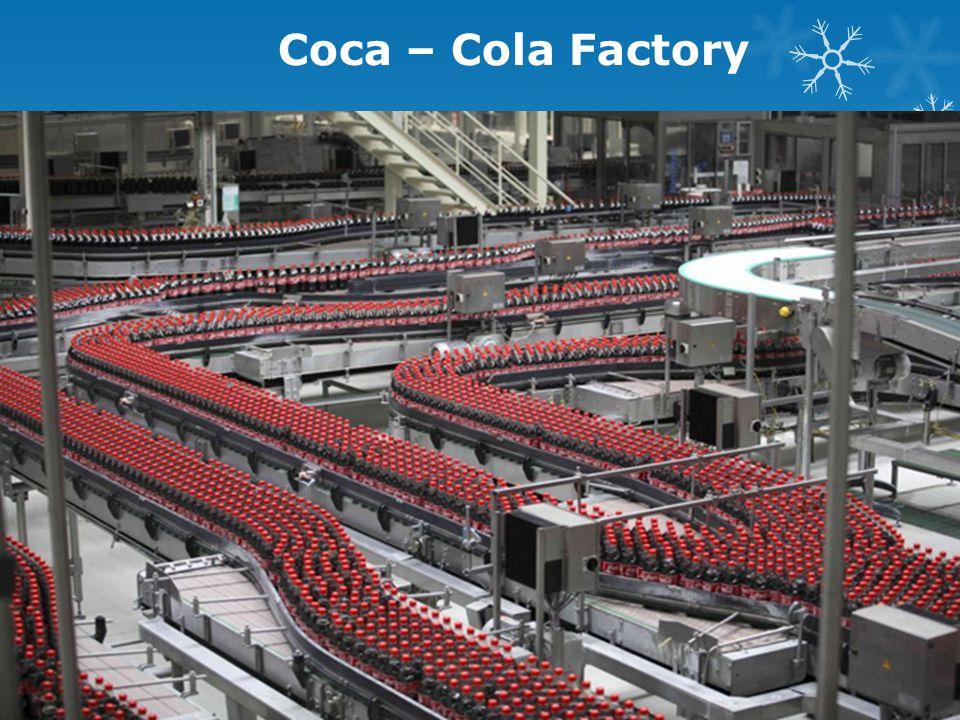 Coca – Cola Factory