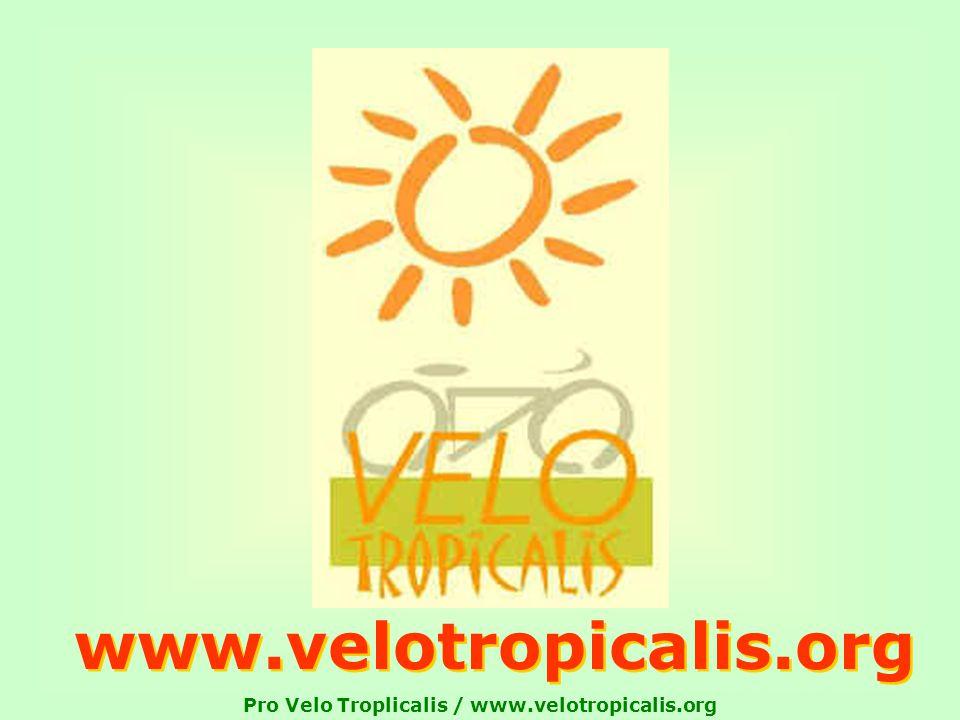 Pro Velo Troplicalis / www.velotropicalis.org www.velotropicalis.org