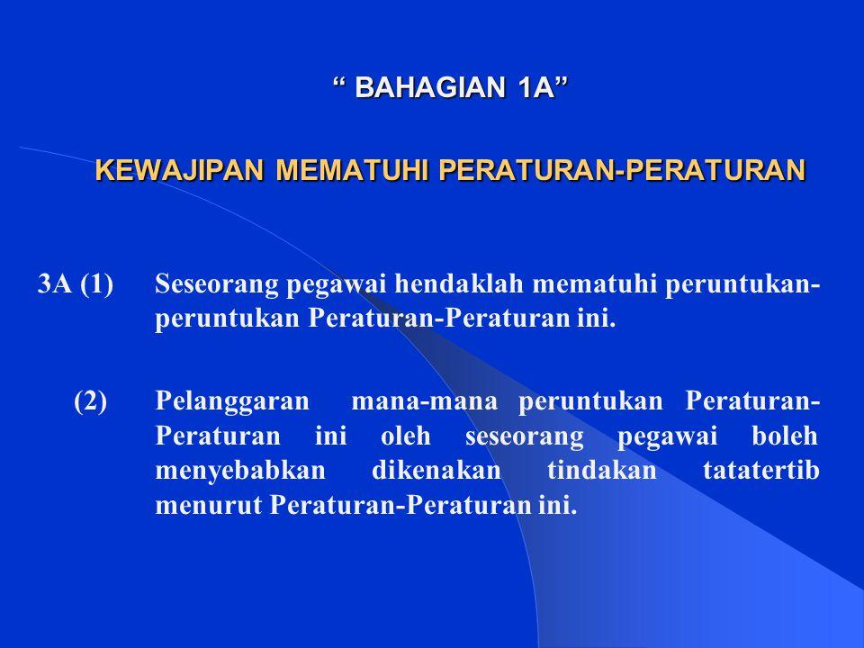 P.U.(A) 395 gDIBUAT DI BAWAH PERKARA 132(2) PERLEMBAGAAN PERSEKUTUAN gMENGGANTIKAN G.O. 'D' 1980 - MULAI 15.12.1993 PINDAAN: (1)PERATURAN-PERATURAN PE
