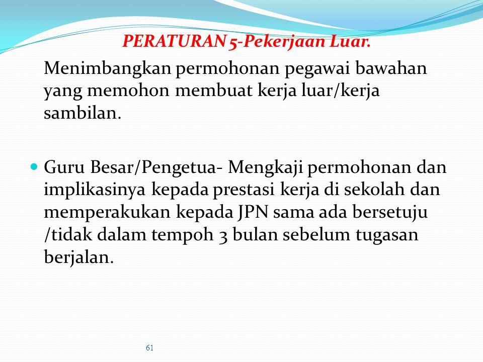 9. Peranan ketua jabatan dalam Menjalankan Fungsi Spesifik dalam PPPA (Kelakuan dan Tatertib) 1993 PERATURAN 3C Menjalankan kawalan dan seliaan tatate