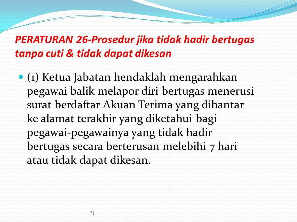 PERATURAN 22-Memulakan prosiding undang2 & bantuan guaman Ketua jabatan hendaklah memberi ulasan kepada permohonan bantuan guaman yang dibuat oleh man