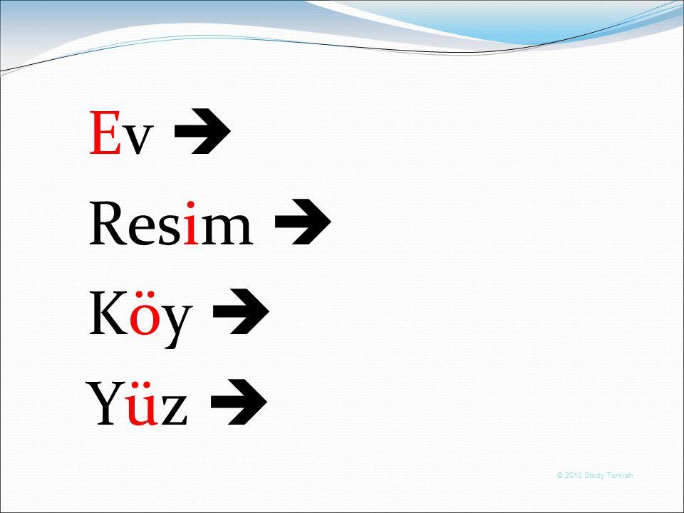 © 2010 Study Turkish Ev  Resim  Köy  Yüz 