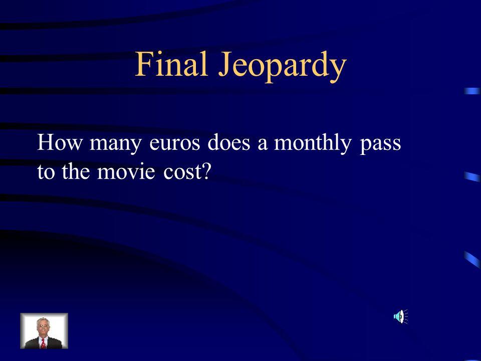 $500 Answer from C5 Est-ce qu'ils jouent souvent au foot(ball).