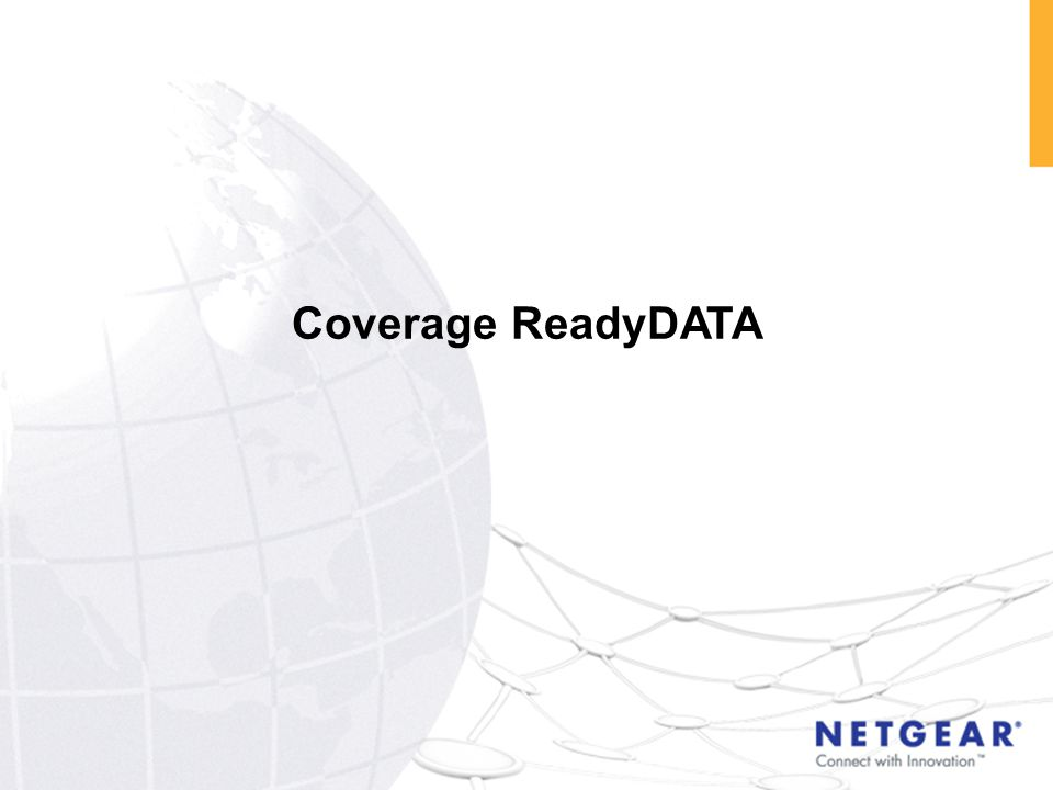 Coverage ReadyDATA