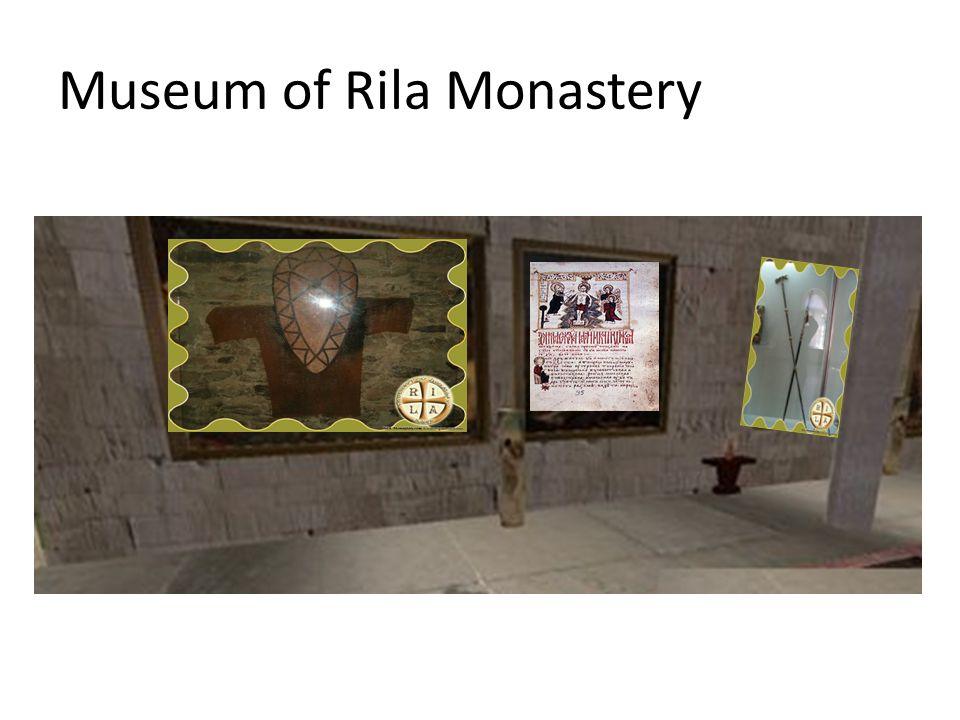 Museum of Rila Monastery