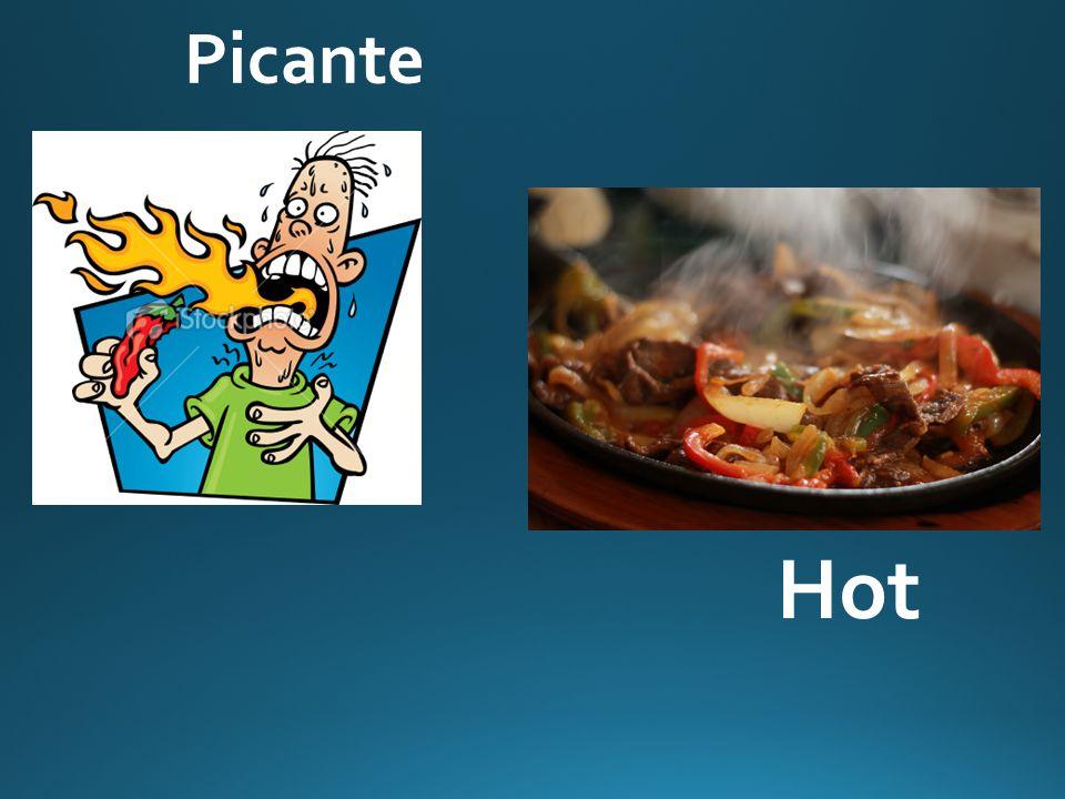 Hot Picante
