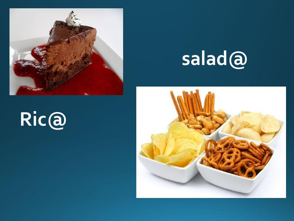 Ric@ salad@