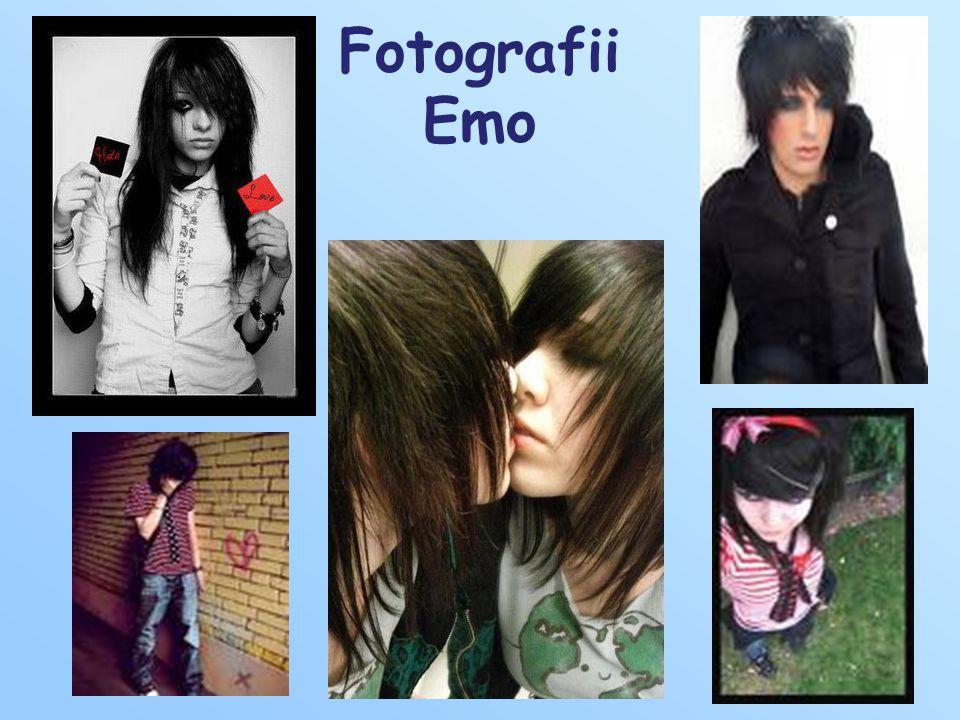 Fotografii Emo