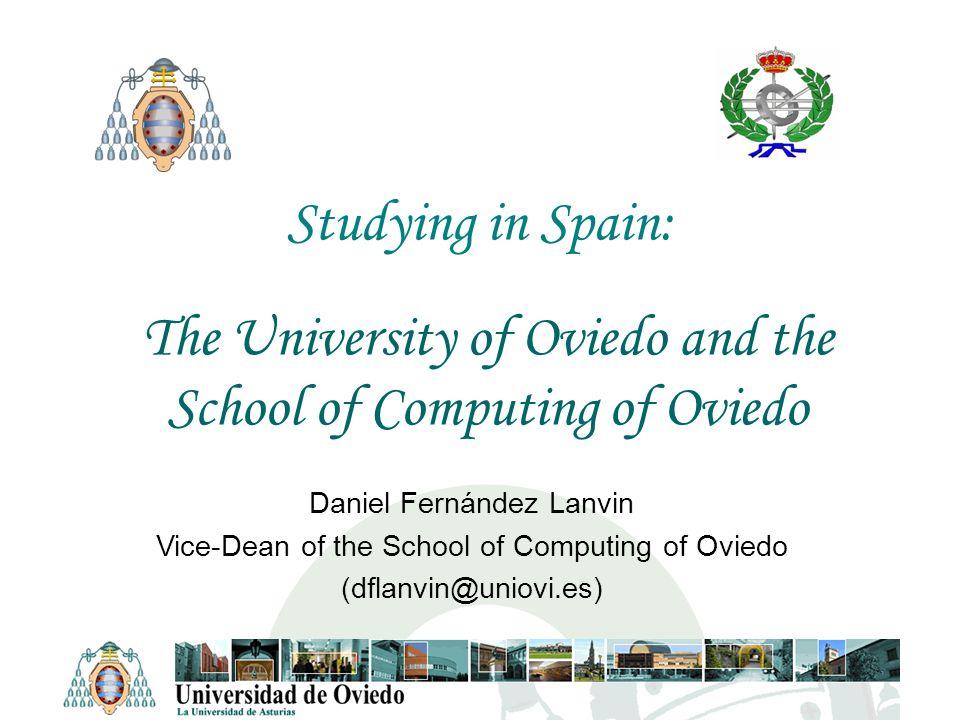 2 The City of Oviedo (XIII century) 220.000 inhabitants Capital of the Principality of Asturias Warm climate Cheap accomodation