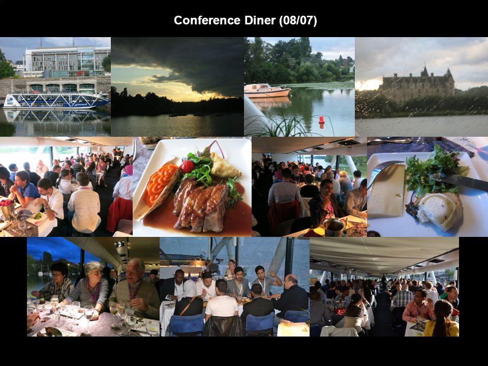 Conference Diner (08/07)
