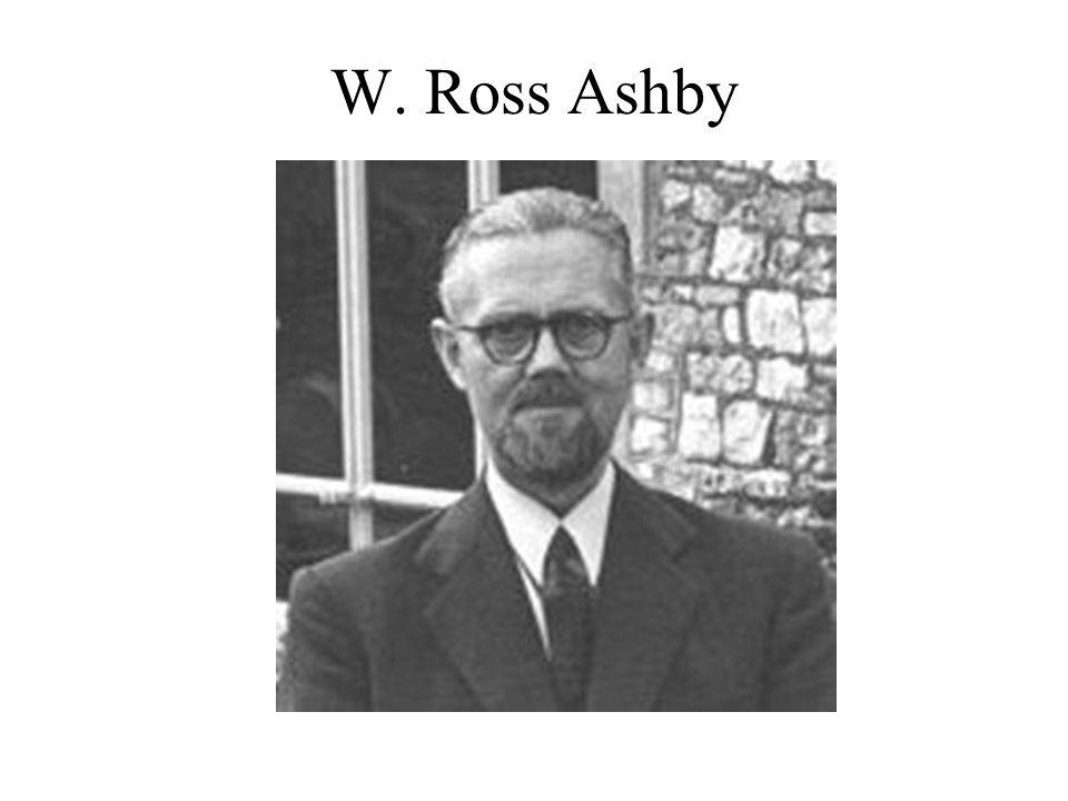 W. Ross Ashby