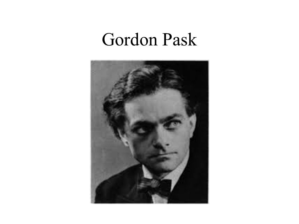 Gordon Pask