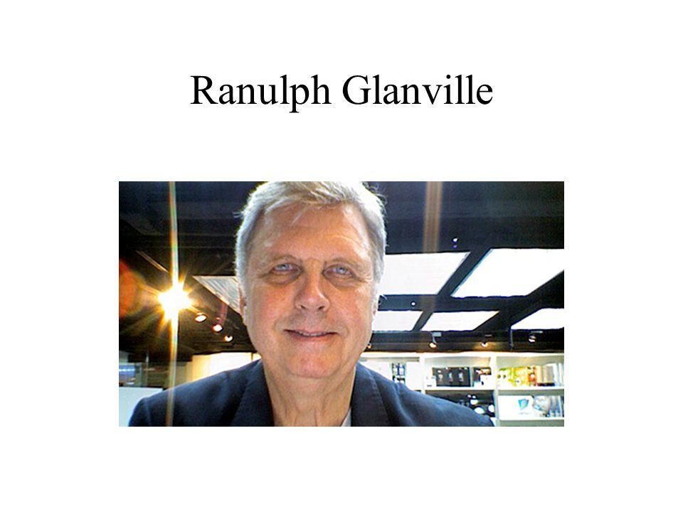 Ranulph Glanville