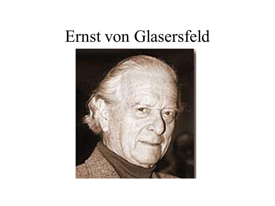 Ernst von Glasersfeld