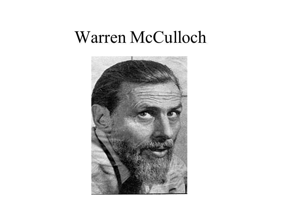 Warren McCulloch