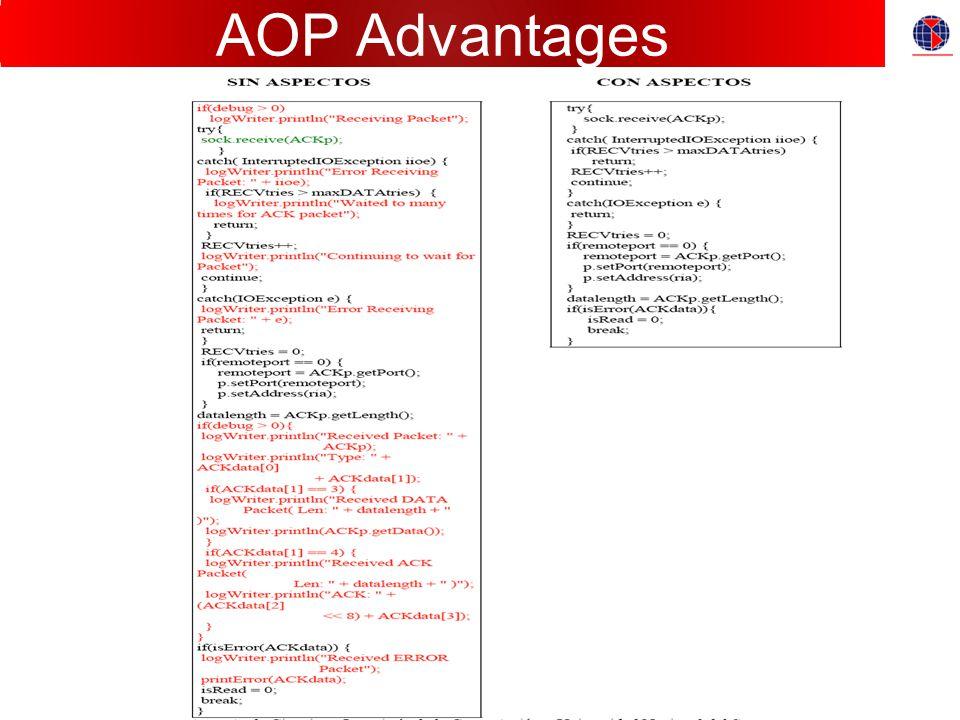AOP Advantages