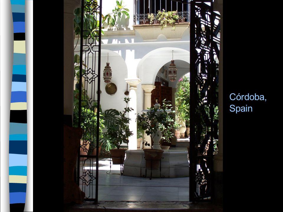 11 Córdoba, Spain