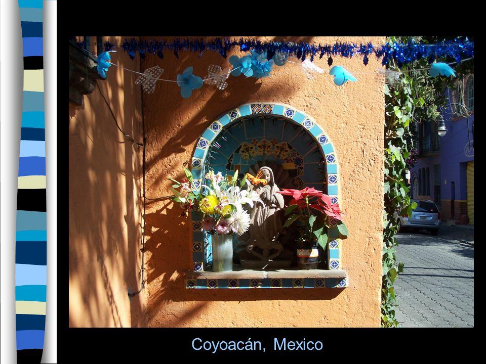 13 Coyoacán, Mexico