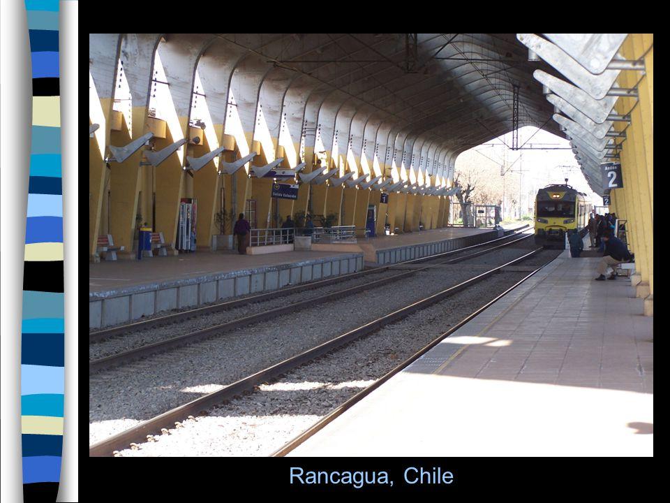 15 Rancagua, Chile