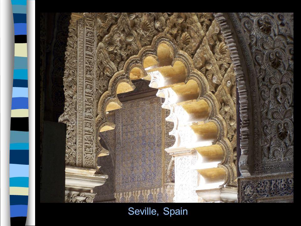 18 Seville, Spain