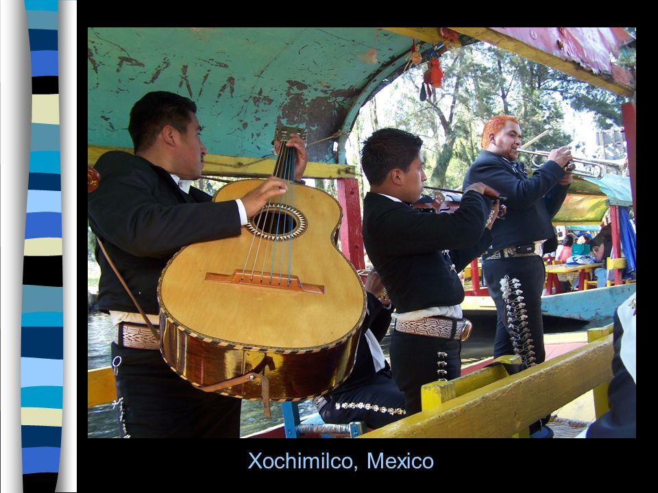 21 Xochimilco, Mexico