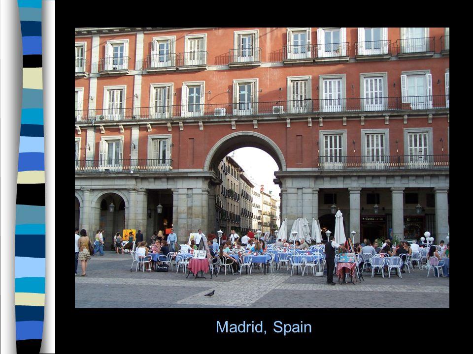 27 Madrid, Spain