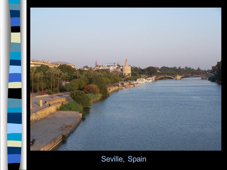 7 Seville, Spain