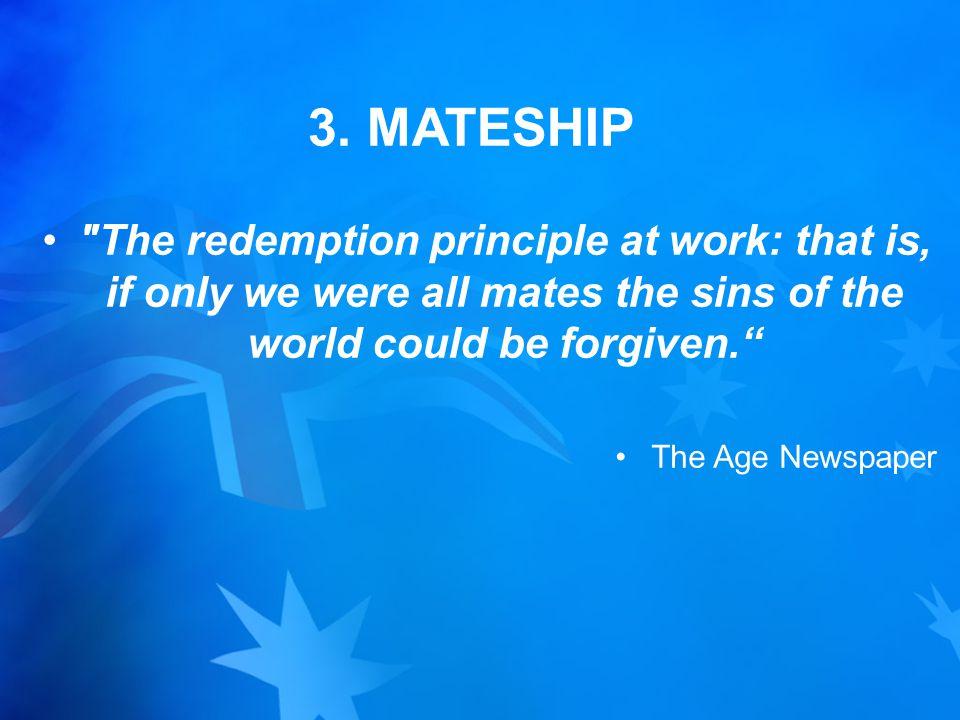 3. MATESHIP