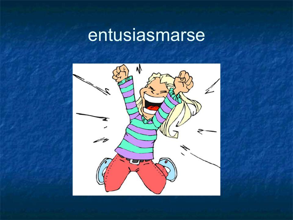 entusiasmarse